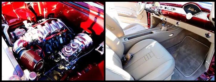 1955 chevy build