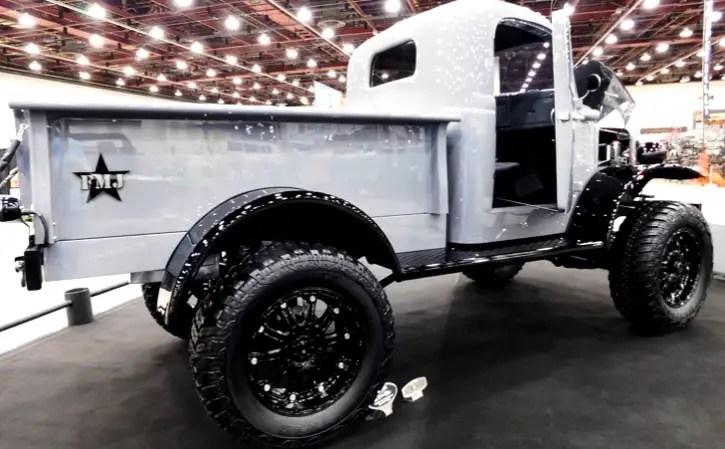 1941 dodge military truck weaver customs