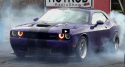 tim barth runed dodge hellcat challenger on e85