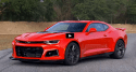 supercharged 2017 camaro zl1 track test