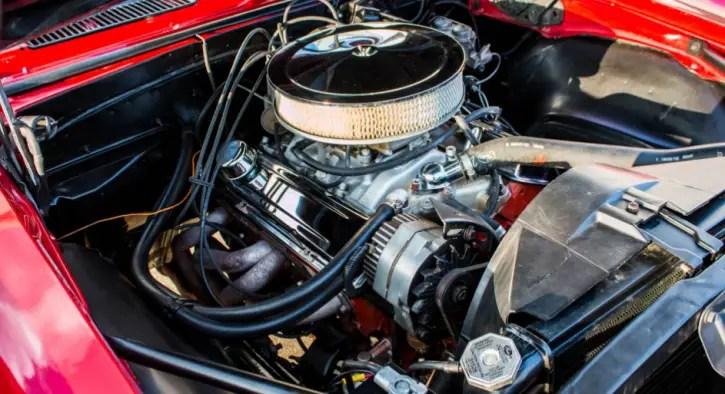 red 1968 chevrolet camaro driver quality