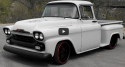 1958 chevy street truck project