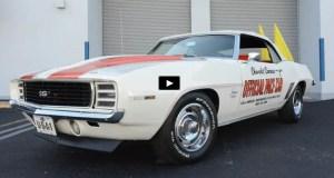 true 1969 chevy camaro pace car 350 4 speed
