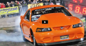 mean dean nitrous mustang wins lights out 8