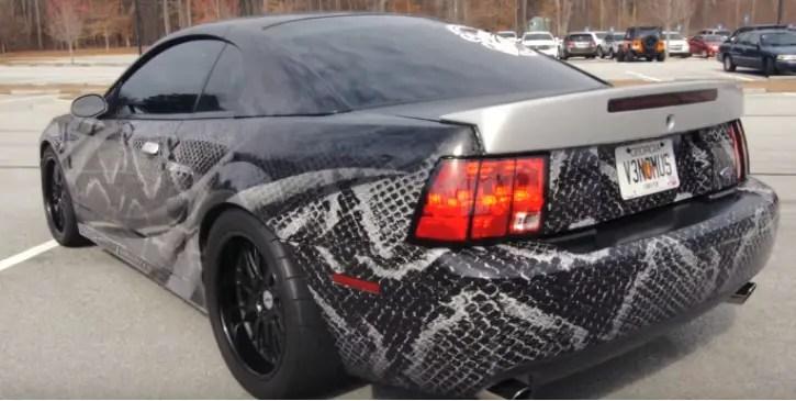Venomous 700hp Mustang Terminator Cobra Review | HOT CARS