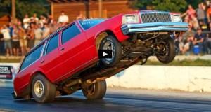 reynolds chevy malibu wagon drag racing