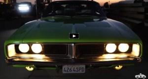 original 1969 dodge hemi charger 4 speed