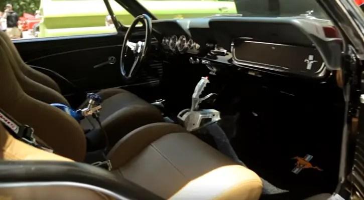 pro street 1966 ford mustang 347 stroker