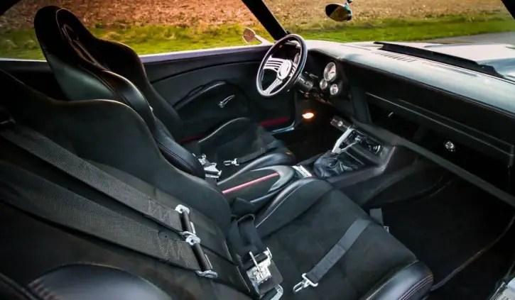 pro touring 1969 camaro 383 stroker automatic