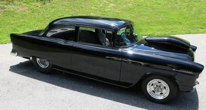 1955 chevrolet 502 pro street