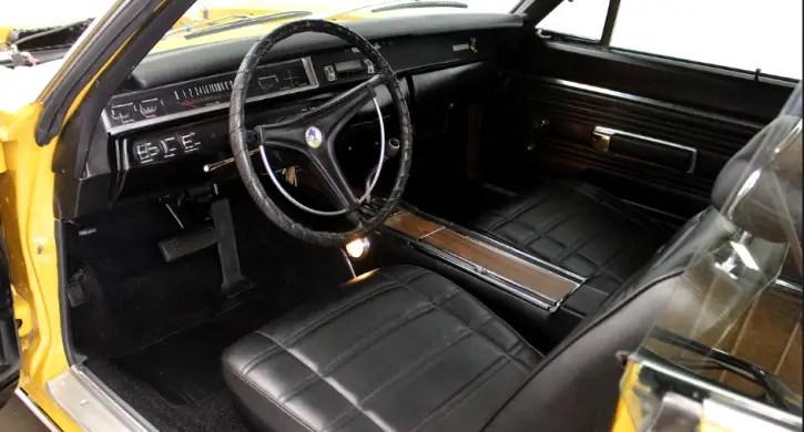 original plymouth road runner m code car