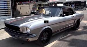 Korek Design 1966 Mustang 347 Convertible