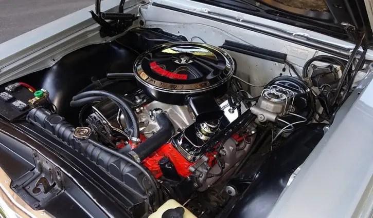 silver 1964 chevy malibu restoration
