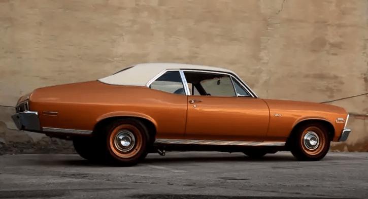 1972 chevy nova 383 stroker