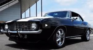 original 1969 camaro z28 road test