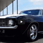 original 1969 camaro z28 road test