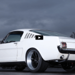 1965 ford mustang 347 pro touring build