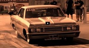 2000hp chevy chevelle race car