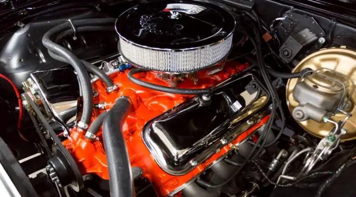 restored 1969 chevy camaro 5 speed