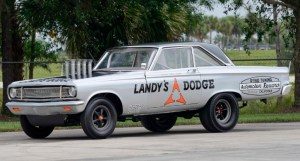 landy's 1965 dodge hemi coronet