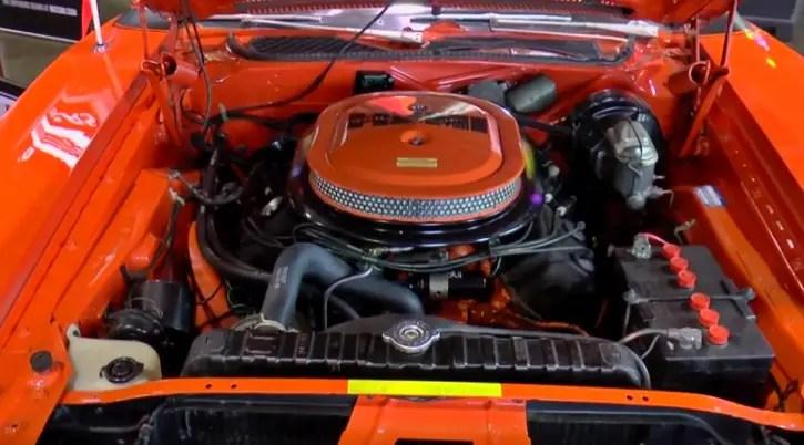 rare hemi orange 1971 dodge charger rt