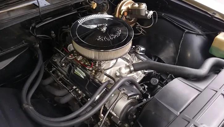 granada gold 1968 chevy chevelle