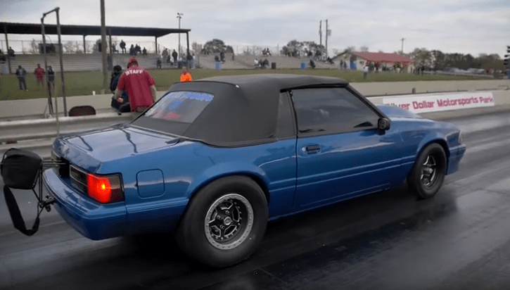coupe performance convertible mustang drag racing