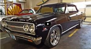 1965 chevy malibu ss restoration