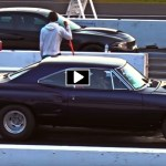 dodge coronet vs hellcat charger