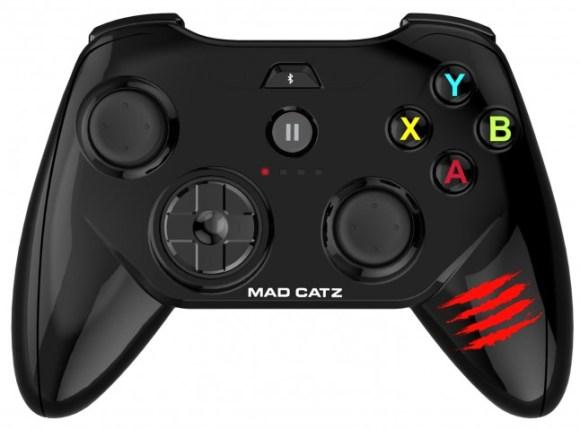 Micro C.T.R.L.i Mobile Gamepad Black(iPhone/iPad)