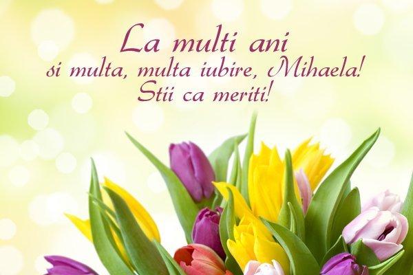 Mihail De Ani Sf Gavril Si Multi La