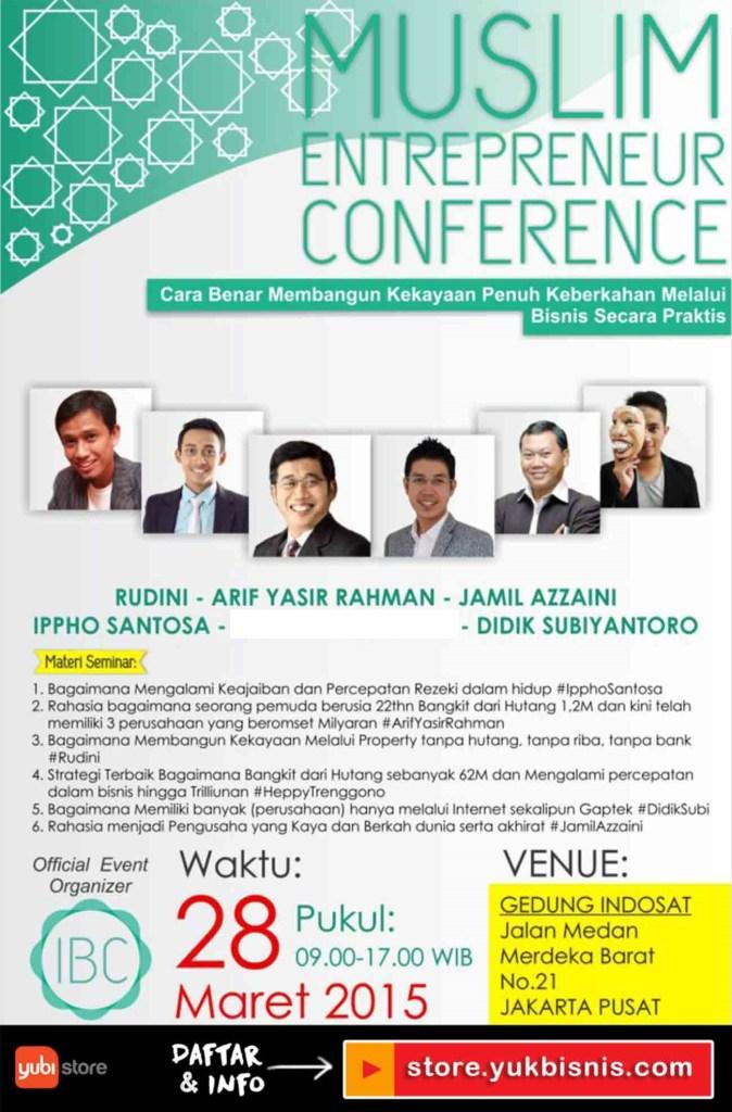 event bisnis