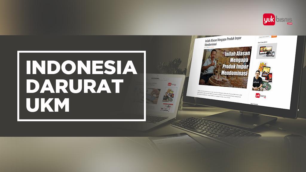 Keadaan UKM di Indonesia