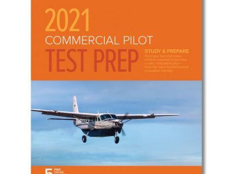 Test Prep (ASA) Commercial Pilot