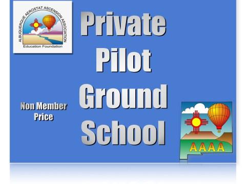 Balloon Private Pilot Online Course
