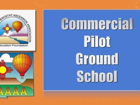 Balloon Commerical Pilot Online Course