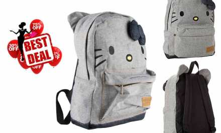 Denim Backpack Bag, your ultimate packing and travel asset. Now available at hot and best deals at unbeatable prices.