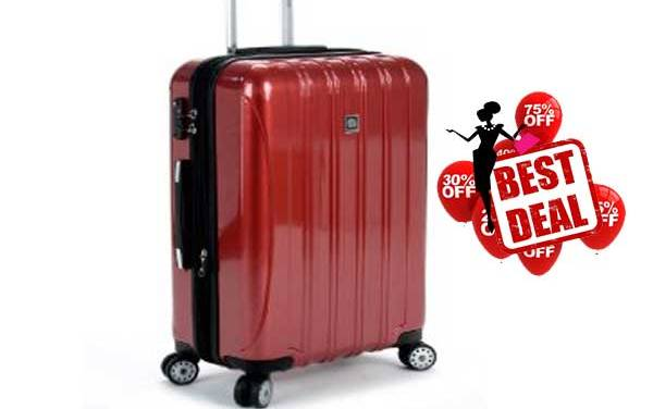 Delsey Luggage arrived in Hot and Best Deals
