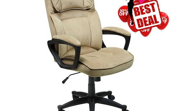 Serta Executive Office Chair witg Big Deals