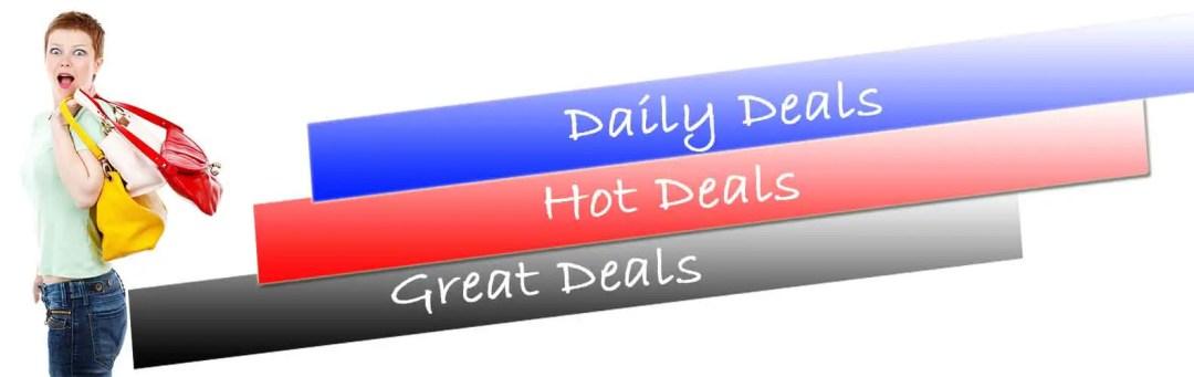Best Deals Today Banner