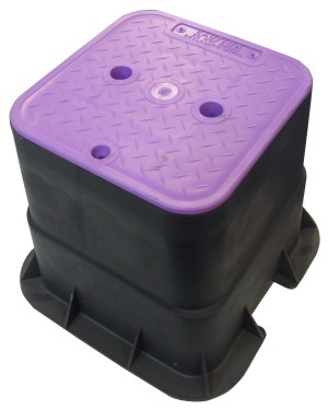 Reclaimed Water Valve Boxes