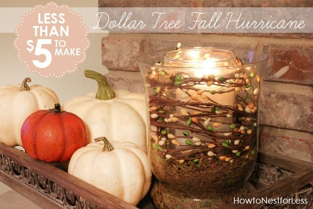 11 Dollar Store Thanksgiving Decor Ideas That Are Super