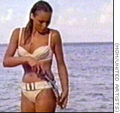 Hot Bikini girl, UrsulaAndress