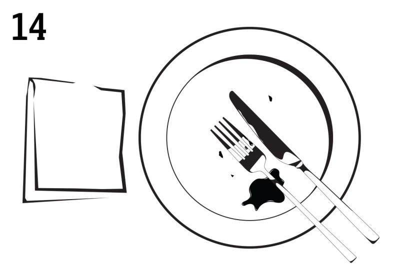 Dinner etiquette - galeria14