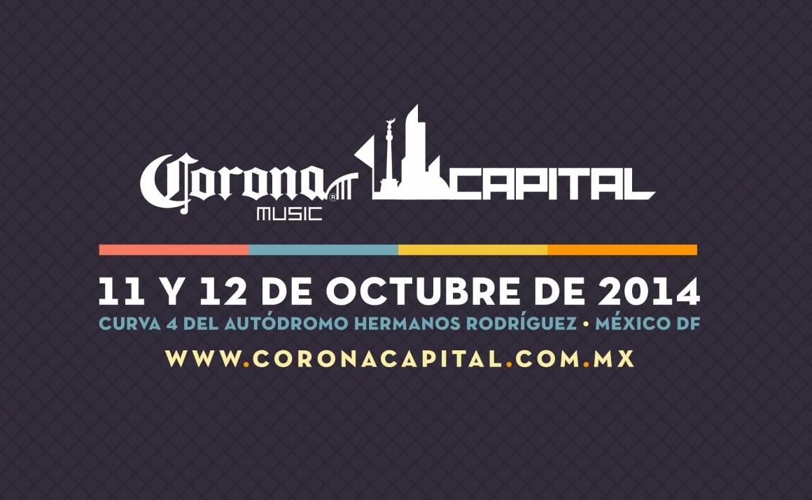 Conoce a algunos de los grupos del Corona Capital 2014 - hotbook-1