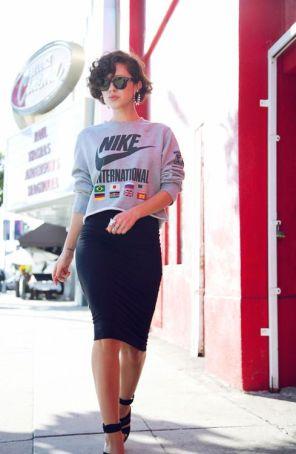 Los 15 street style looks más cool usando Nike - hotbook-152