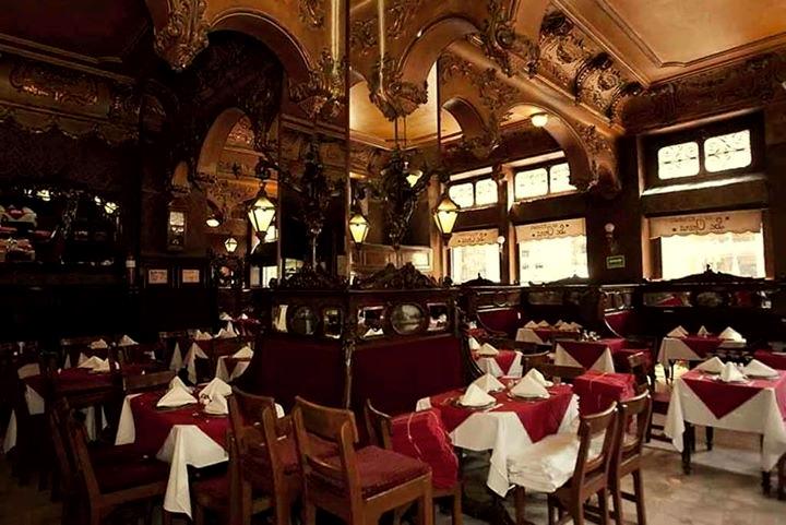Los restaurantes más antiguos en la Ciudad de México - hotbook-3