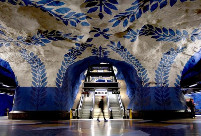 No es la típica estación de metro  - hotbook-511-1024x692