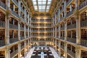 Algunas de las bibliotecas más increíbles del mundo - -1
