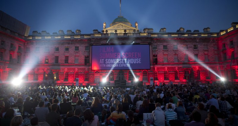 Somerset House, Londres.